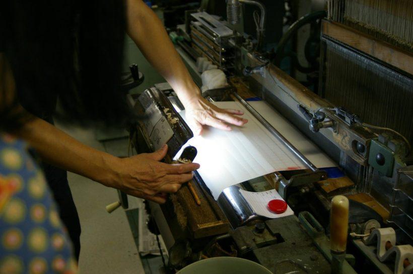 若手クリエイターとのコラボレーション事業(丹後ちりめん創業300年事業)繊維・織物事業者を募集します(7/22まで)