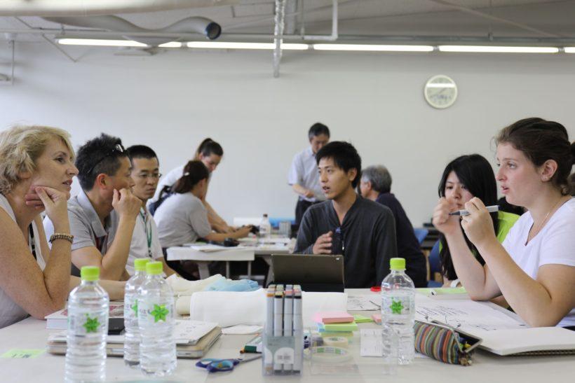 「KYOTO Design Lab テキスタイルサマースクール2018」の開催について