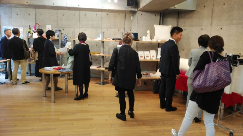 丹後織物総合展「Tango Fabric Marche」出展者の募集について(6/21まで)