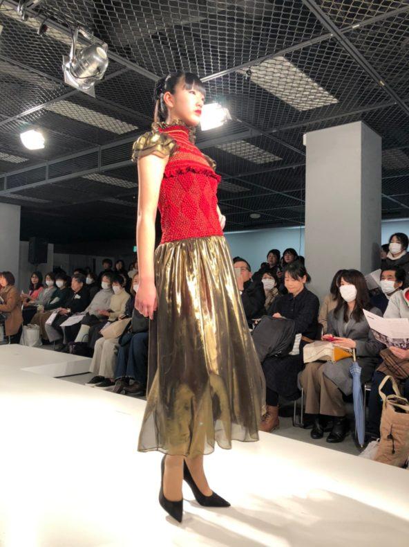 学生コラボ制作発表レポート【ディーズファッション専門学校】
